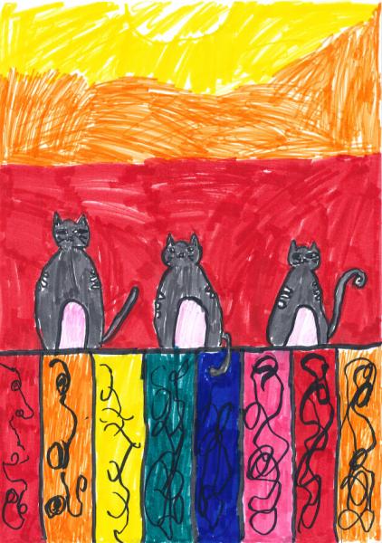 Niamh-cats
