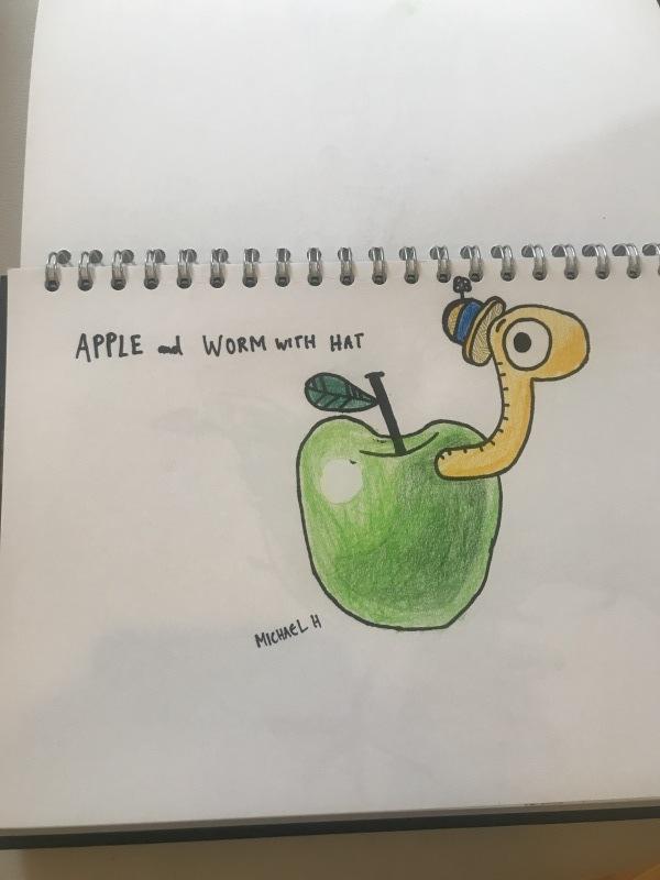 michael-worm