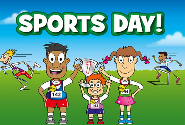 Sports Day 2018 – Farnborough Primary School